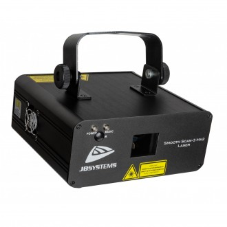 JB SYSTEMS - SMOOTH SCAN3 MK2 LASER